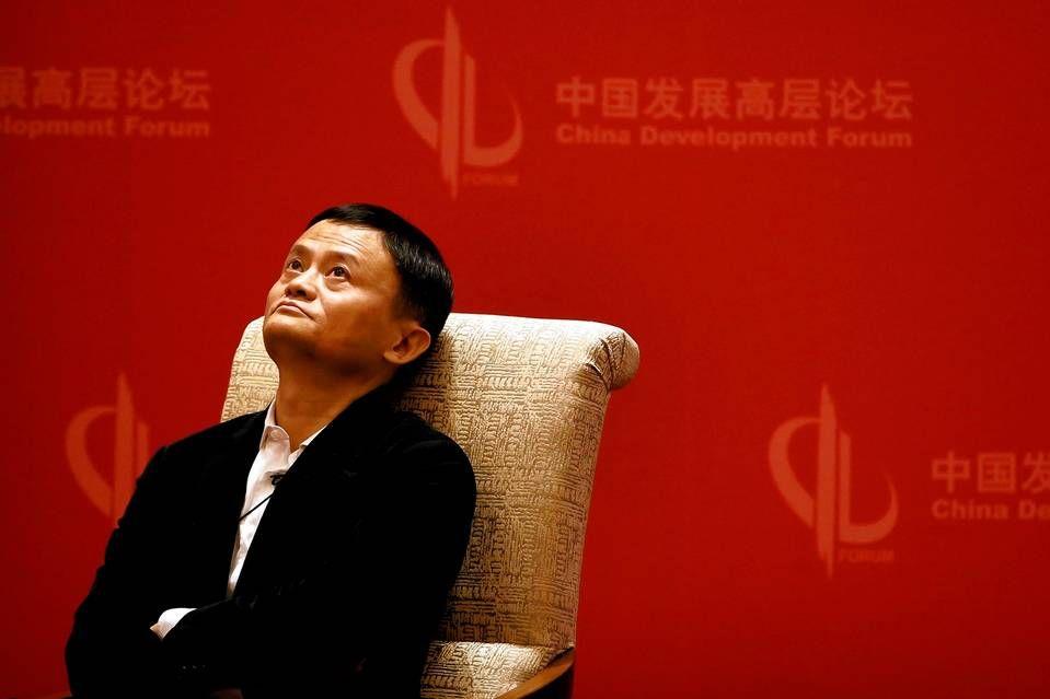 Джек Мазаработал $2,8млрд заодин день наросте акций Alibaba- Kapital.kz