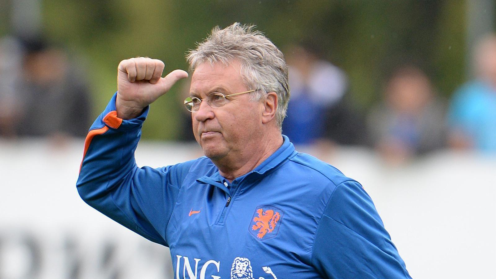 Гус Хиддинк продолжит тренировать сборную Голландии - Kapital.kz