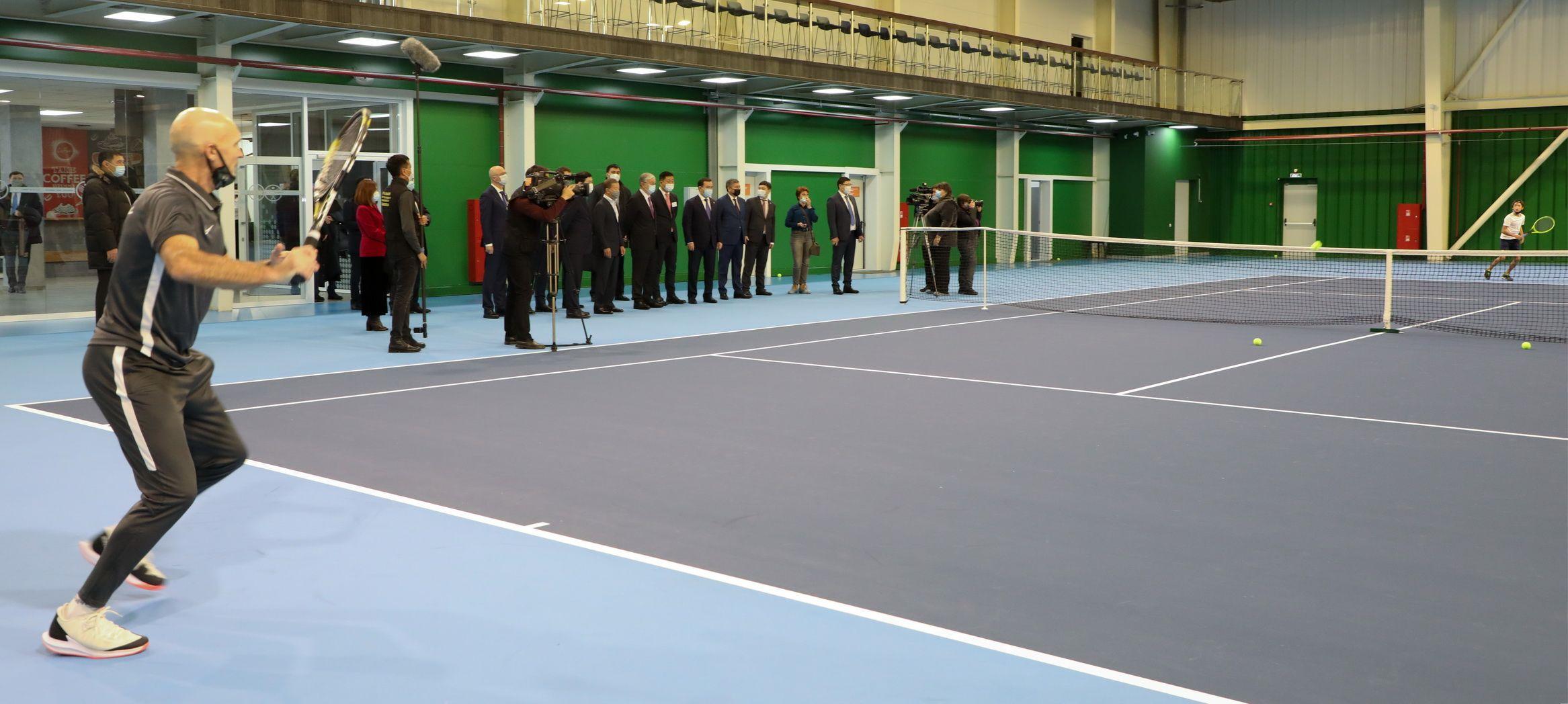 Президент посетил новые спортивные объекты Караганды  505315 - Kapital.kz