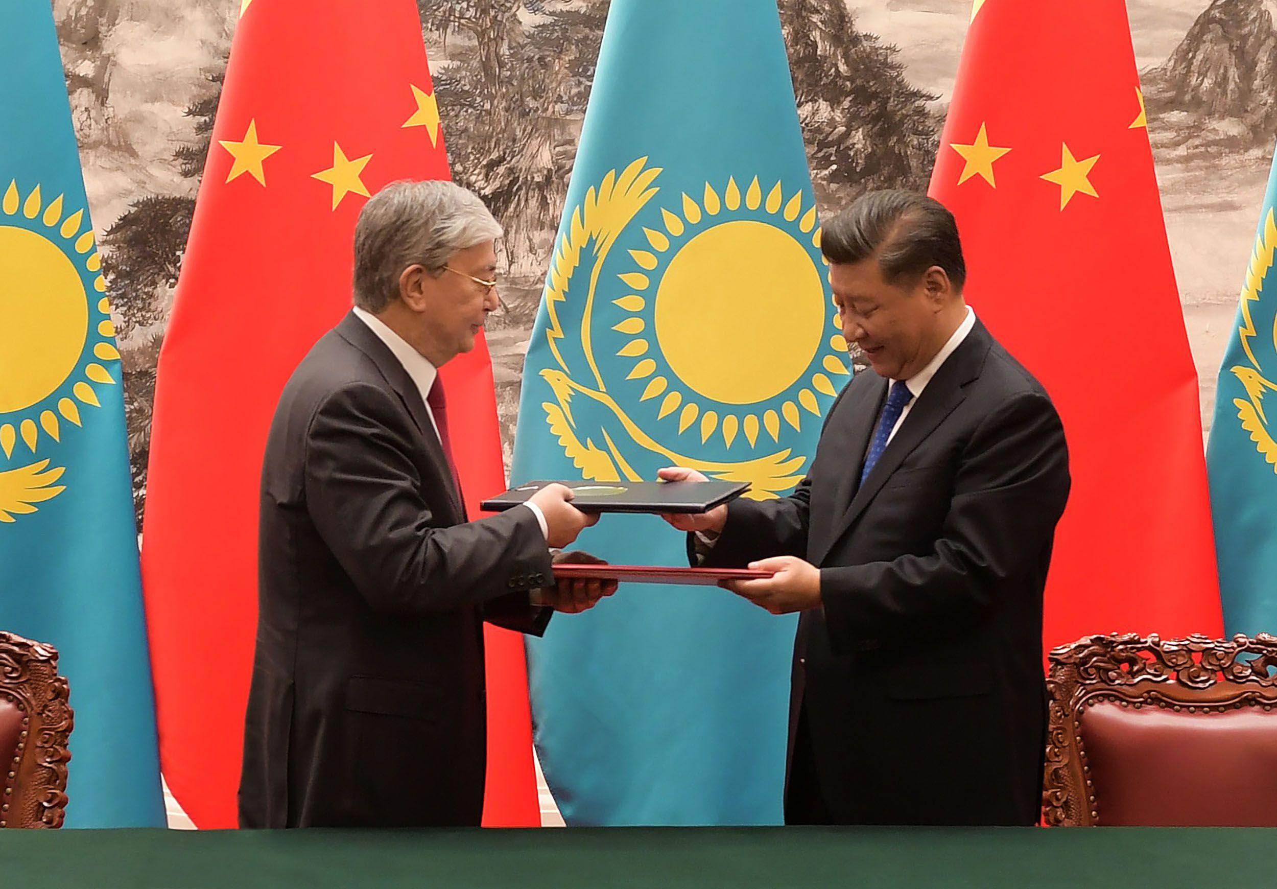 Казахстан и Китай подписали десять совместных документов- Kapital.kz