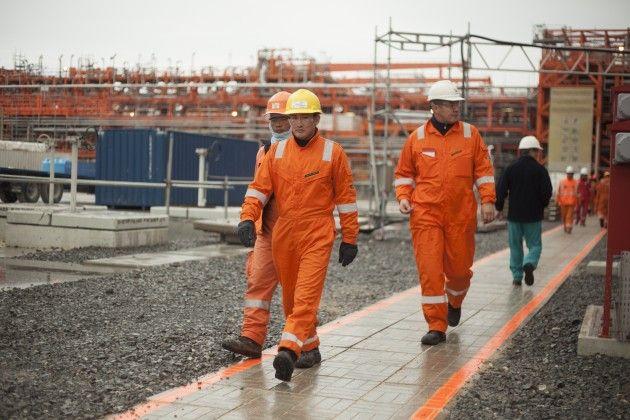 Планы подобыче нефти наКашагане снижены до250тысяч баррелей всутки- Kapital.kz