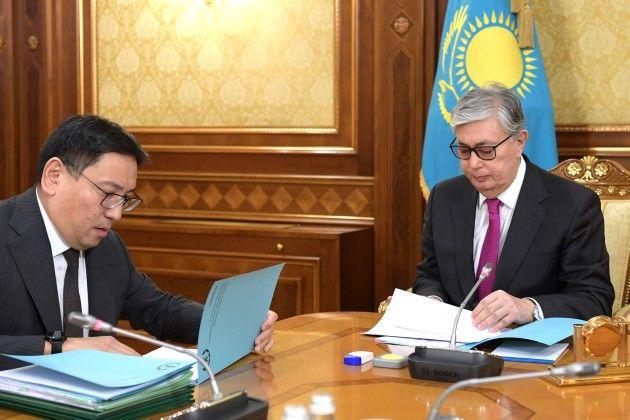 Ерболат Досаев отчитался по итогам работы за 9 месяцев- Kapital.kz