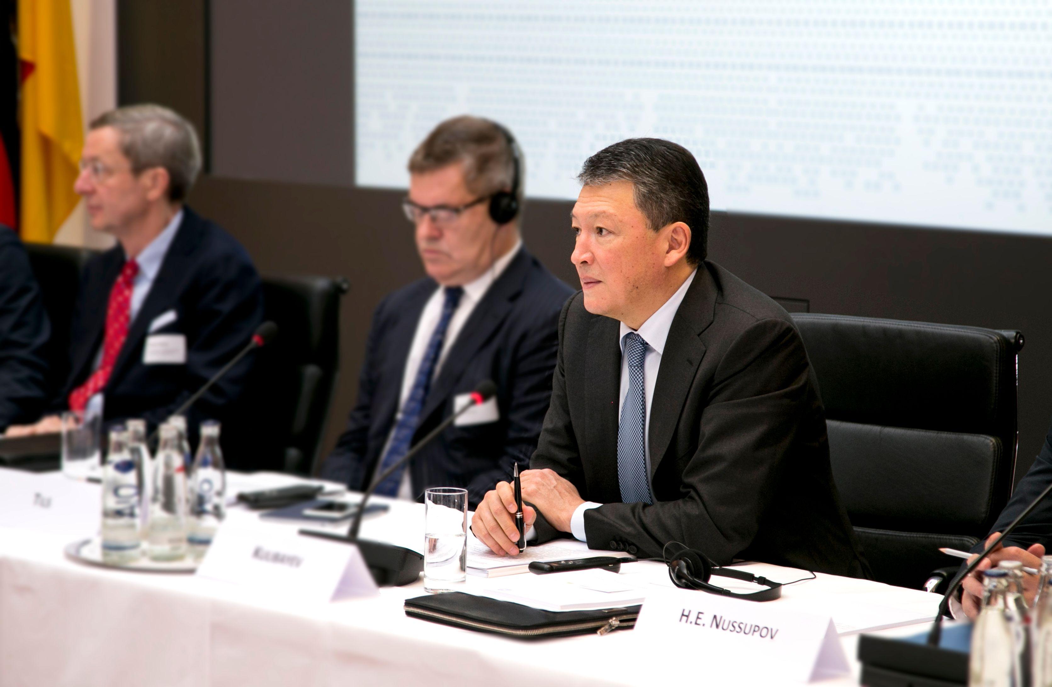 Тимур Кулибаев: Казахстан перенимает опыт Германии поразвитию несырьевого сектора- Kapital.kz