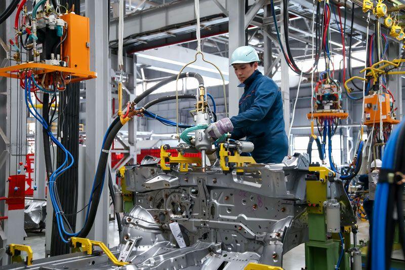 В Казахстане произвели транспортных средств на 198 млрд тенге- Kapital.kz