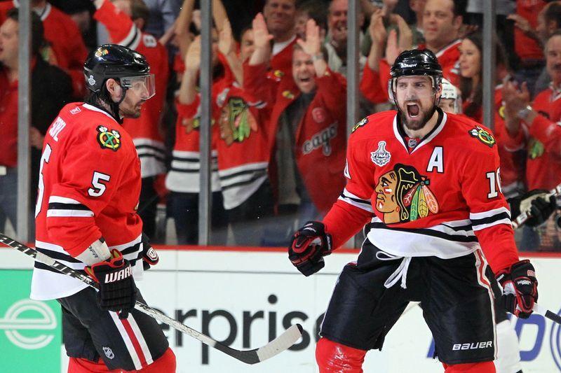 «Чикаго» вырвал победу у «Бостона» в  первом матче финала Кубка Стэнли - Kapital.kz