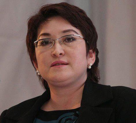 Галимова  Алия  Кайратовна