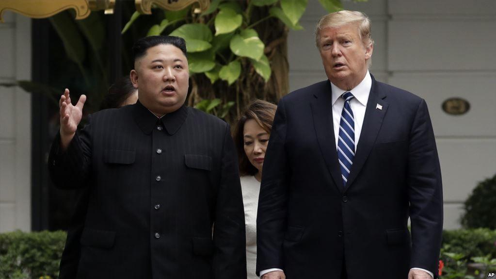 Дональд Трамп и Ким Чен Ын не договорились- Kapital.kz