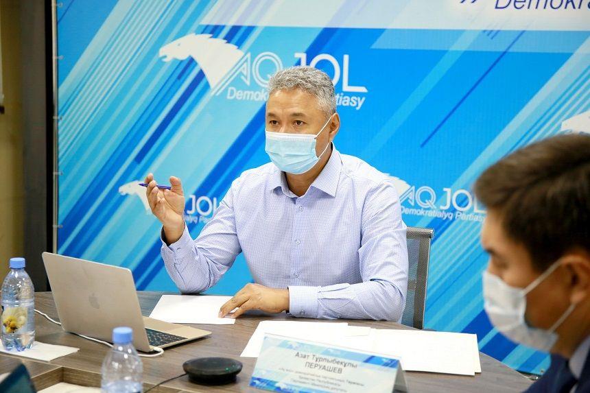 Жандарбек Бекшин: Все понимают, что 16 августа заболеваемость не прекратится 390623 - Kapital.kz