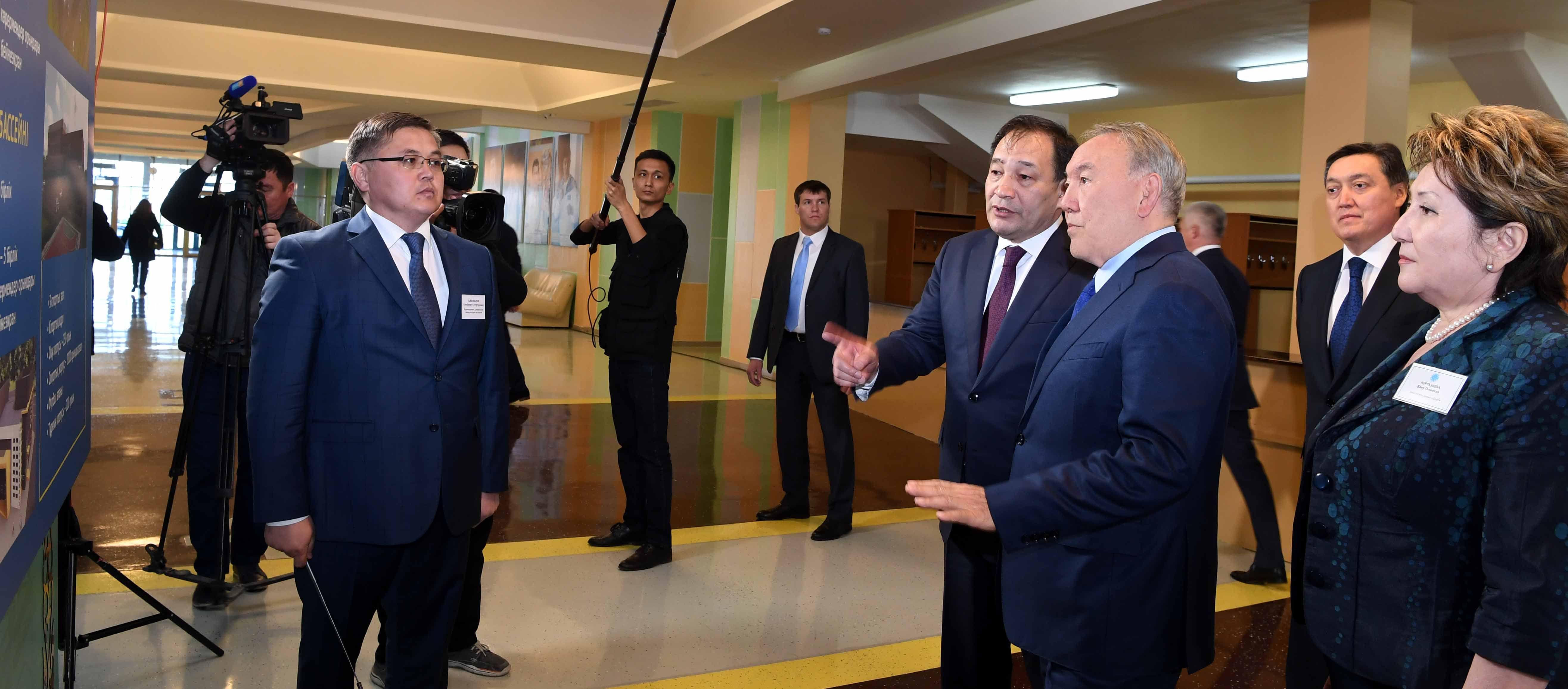 Президент Казахстана прибыл вАктау- Kapital.kz