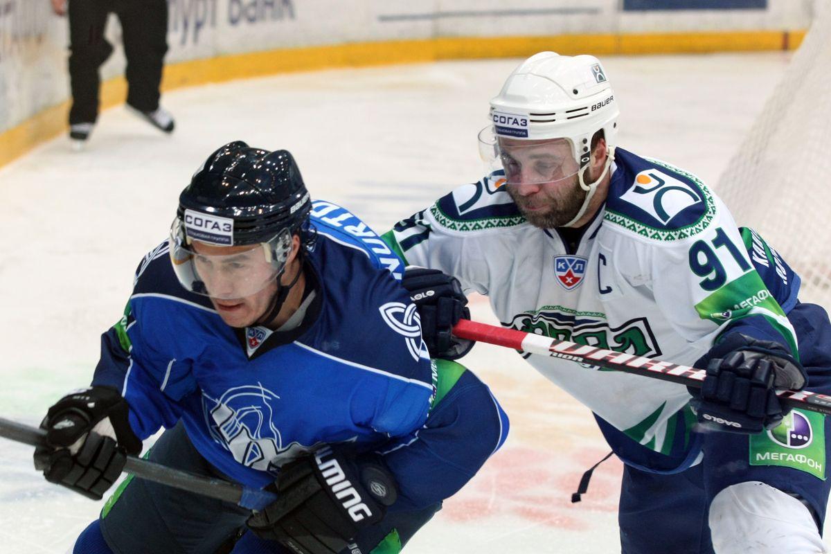 Перенесен один из матчей регулярного первенства КХЛ - Kapital.kz