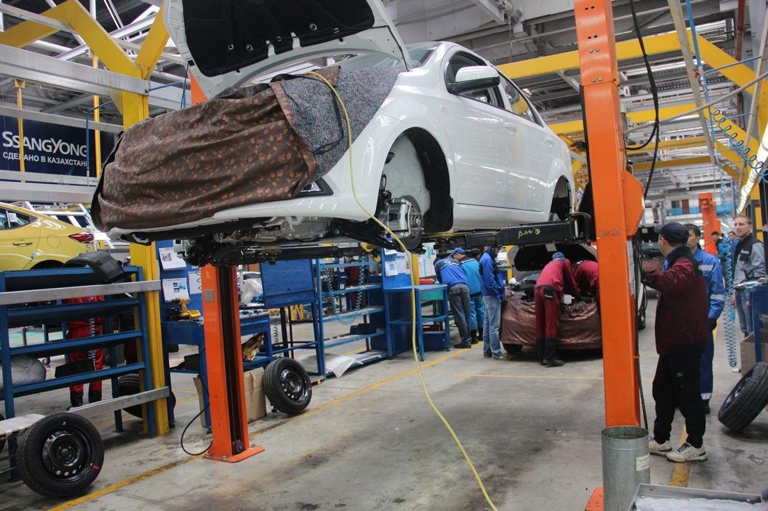 Автопром: экспорт как признак роста отрасли 93902 - Kapital.kz