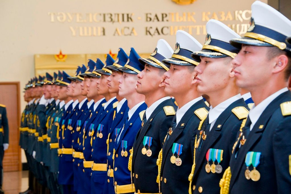 Пенсионное законодательство для военных предусматривает ряд исключений- Kapital.kz