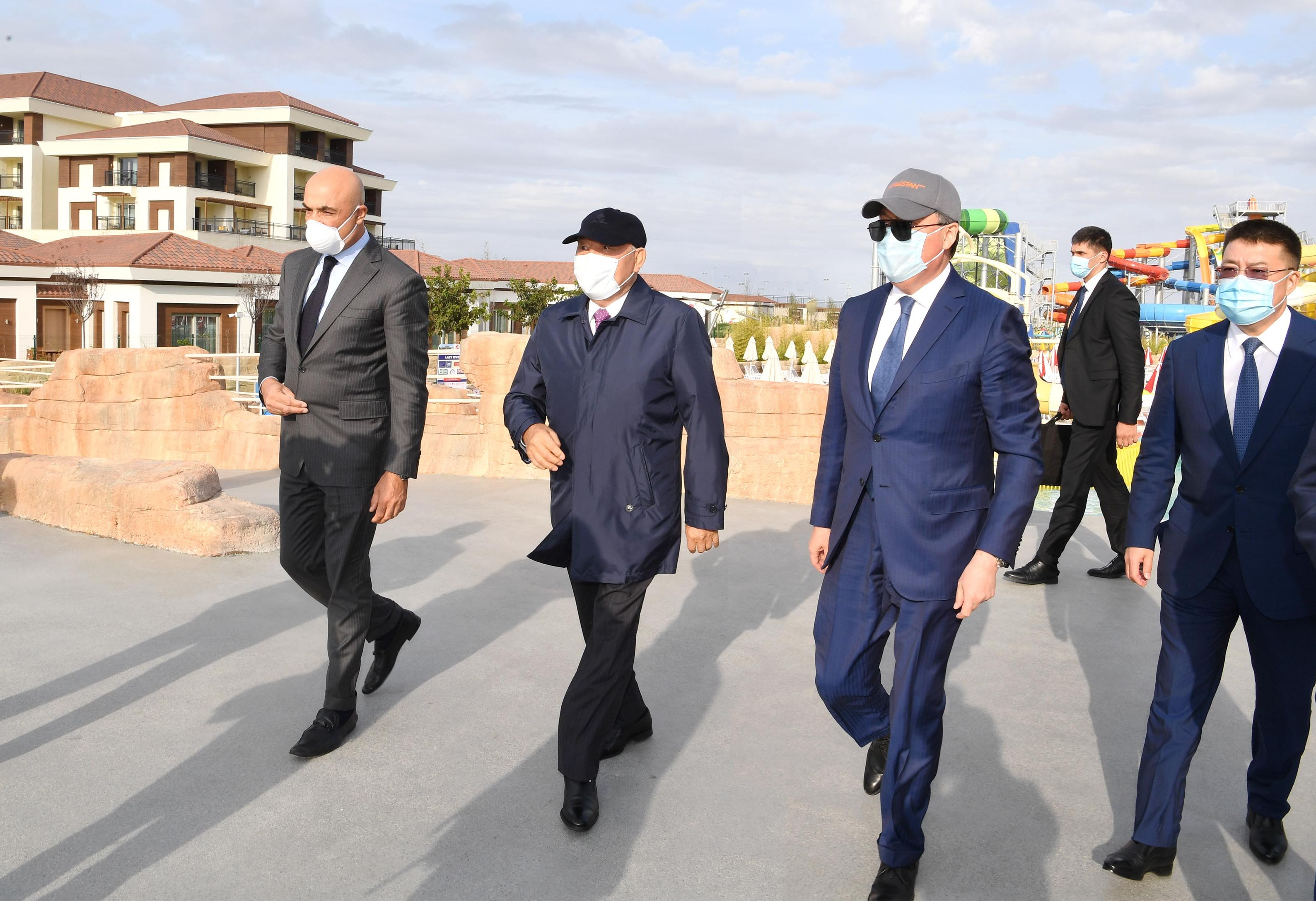 Нурсултану Назарбаеву презентовали международный туристический хаб  434691 - Kapital.kz