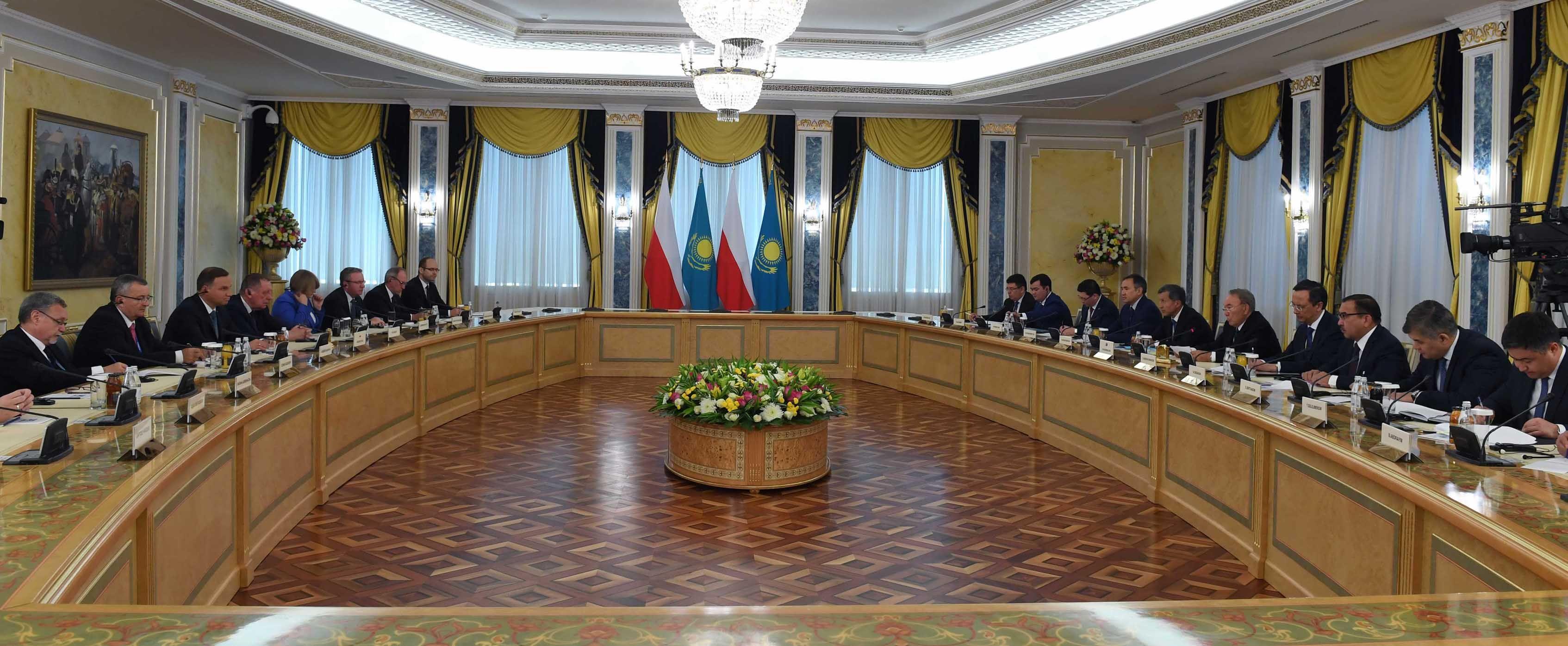 Президент Польши поддержал идею обезвизовом режиме сКазахстаном- Kapital.kz