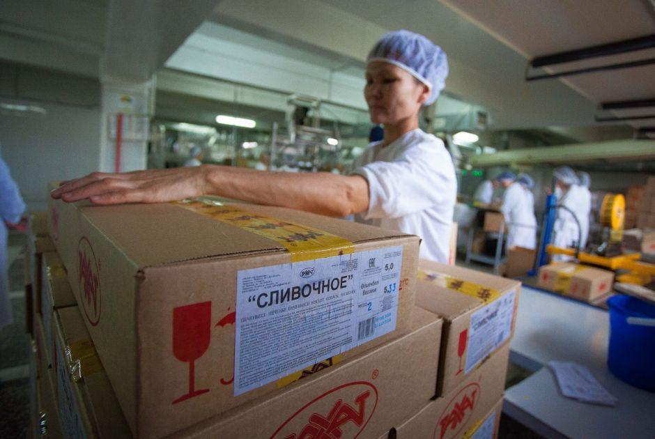 Выручка фабрики Рахат выросла почти на 44%- Kapital.kz