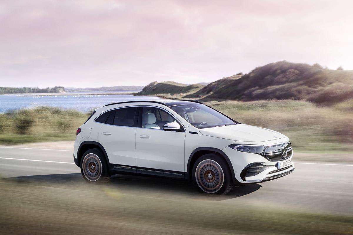 Итоги продаж в РК, Mercedes EQA и BMW M5 CS 585667 - Kapital.kz