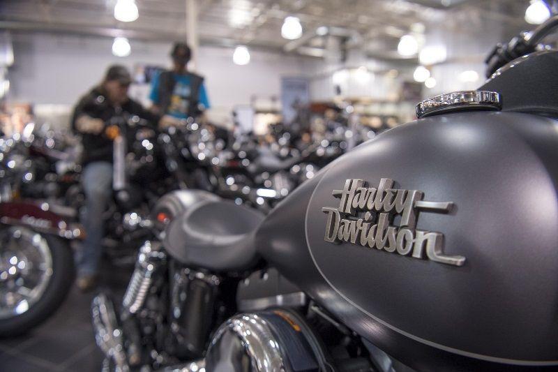 Harley-Davidson временно останавливает производство в США- Kapital.kz