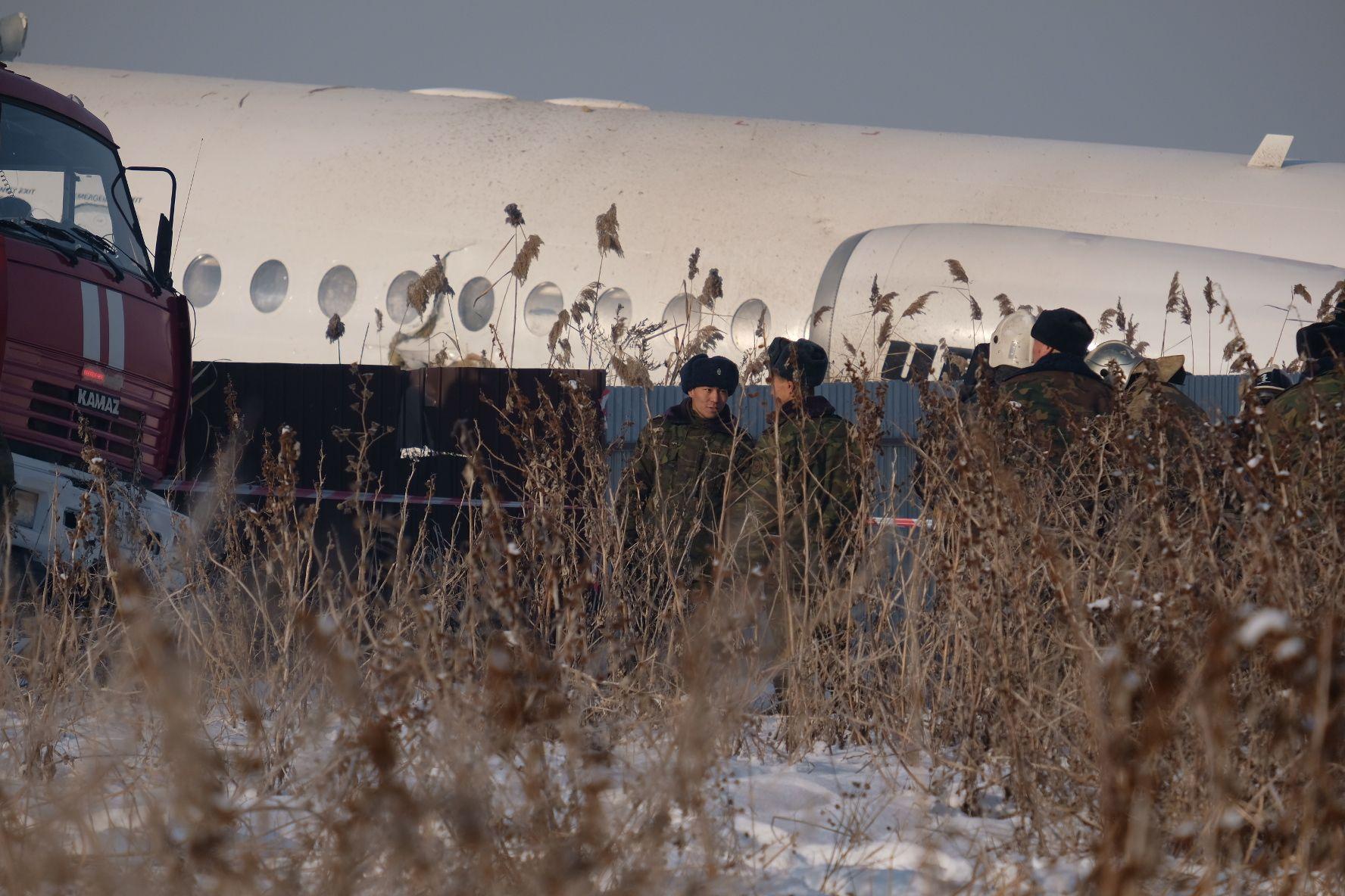 Число погибших в авиакатастрофе под Алматы увеличилось  152715 - Kapital.kz