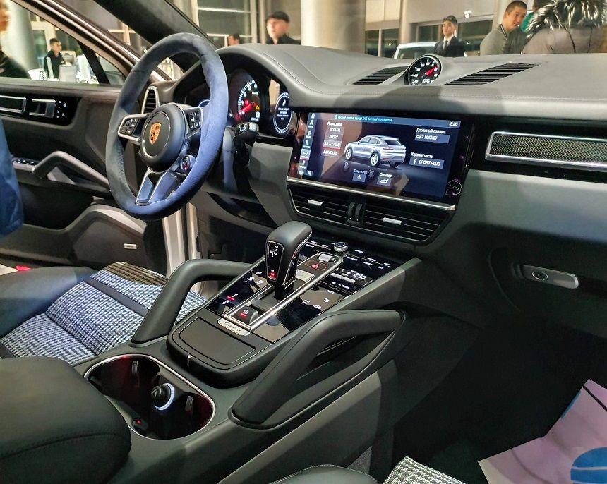 Новые Cayenne Coupe и GLS в Казахстане, а также рестайлинг F-Type 134554 - Kapital.kz