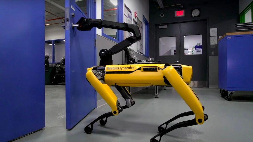 Boston Dynamics начнет продавать роботов в2019году- Kapital.kz