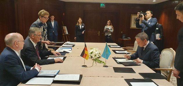 Казахстан и Германия договорились о развитии сотрудничества в аграрном секторе- Kapital.kz