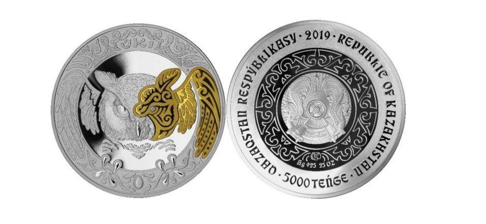 Монета Úki получила приз зрительских симпатий на  международном конкурсе  547874 - Kapital.kz