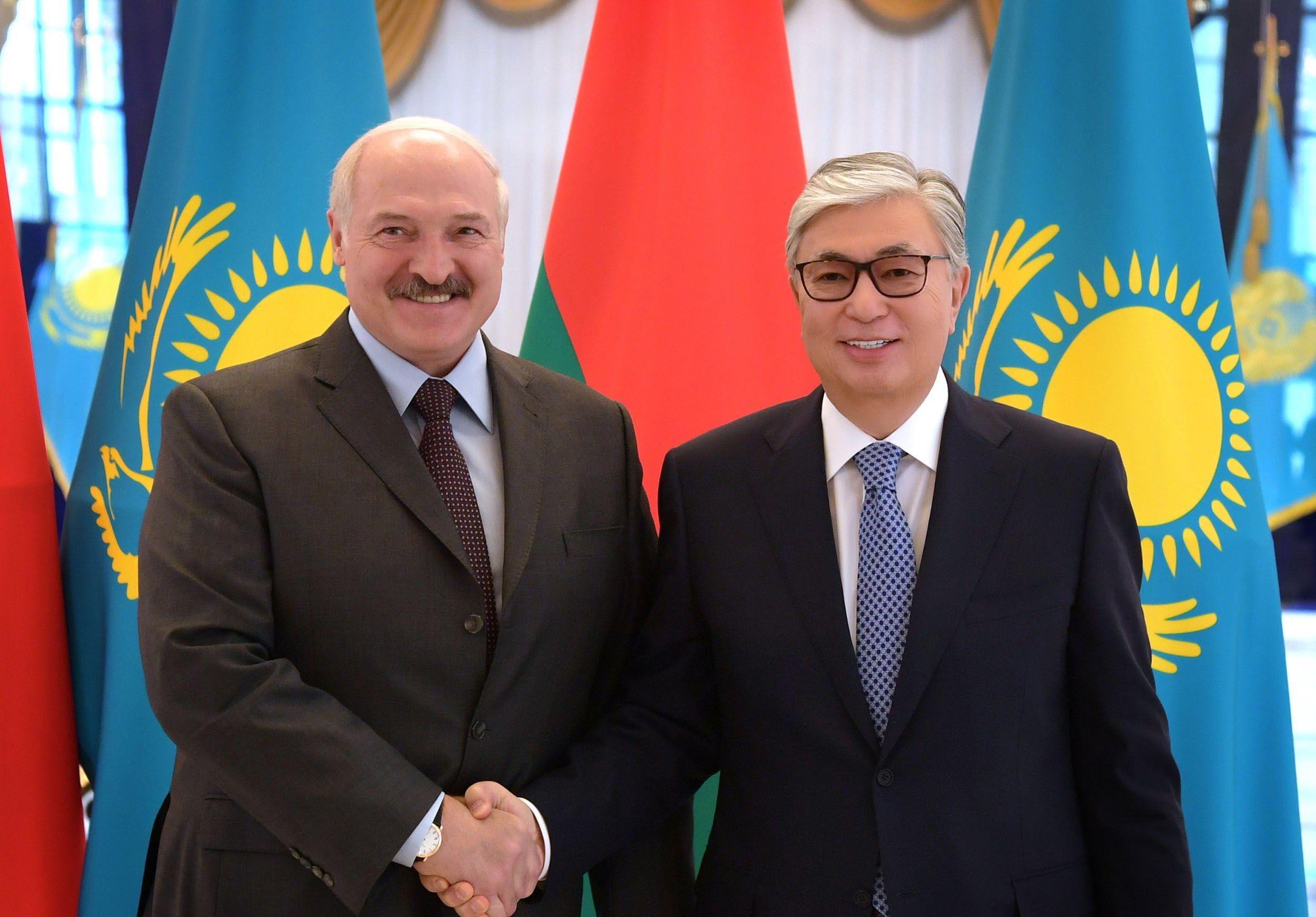 Касым-Жомарт Токаев встретился с президентами Беларуси и Кыргызстана - Kapital.kz