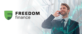 Freedom Finance - ПОЧУВСТВУЙТЕ СЕБЯ ИНВЕСТОРОМ