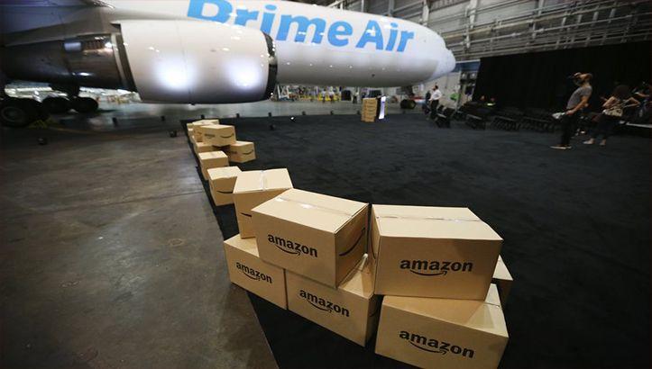 Amazon возьмет в аренду 15 самолетов Boeing для доставки посылок- Kapital.kz