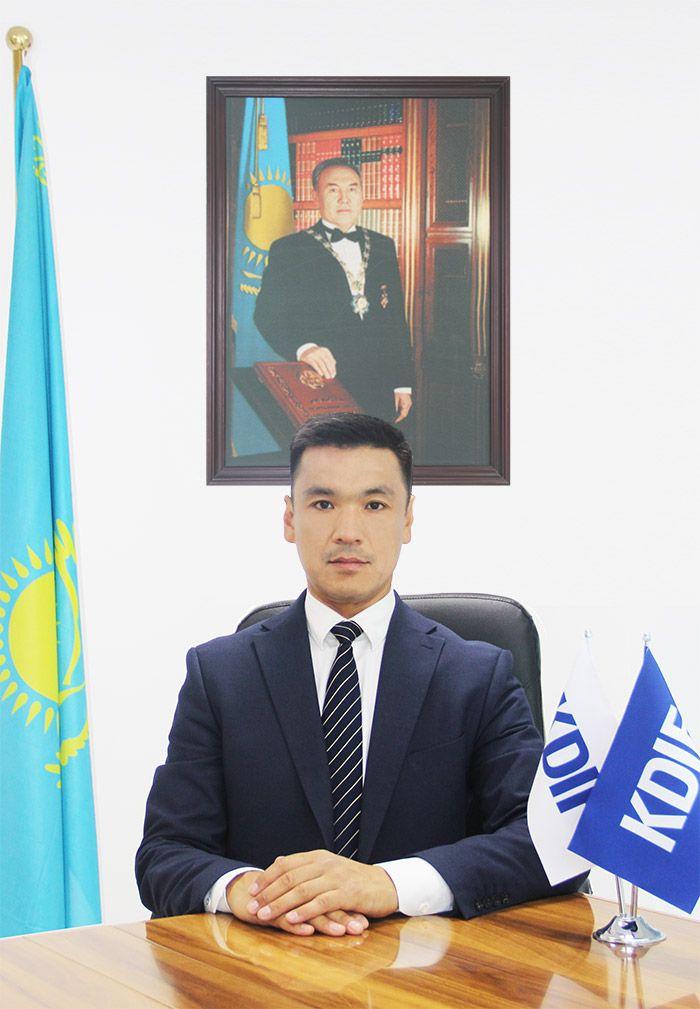 Абдрахманов Нурлан Алмасович