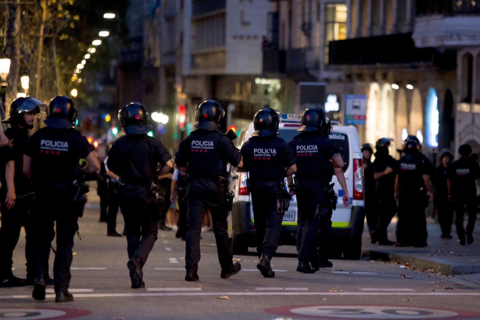 Исламское государство взяло ответственность затеракт вБарселоне- Kapital.kz