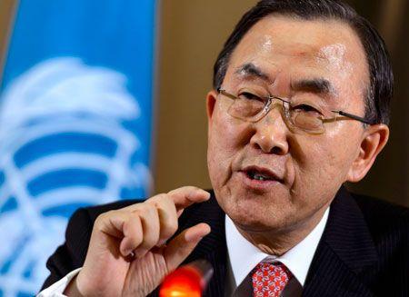 ООН отвергла военное вмешательство в Сирию- Kapital.kz