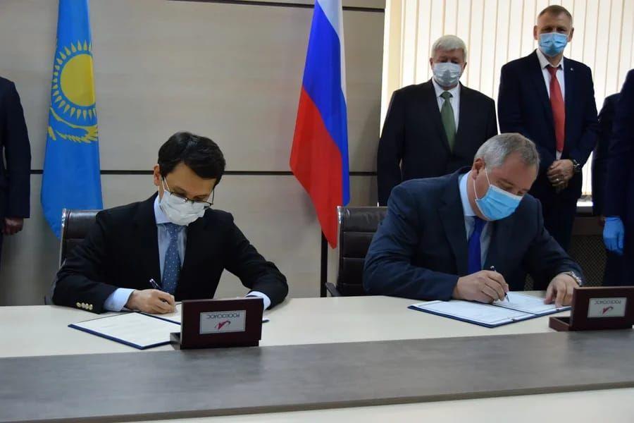 Подписано соглашение по проекту «Байтерек» 511488 - Kapital.kz