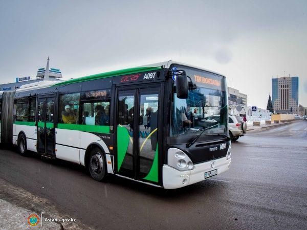 В мае Астана перейдет на электронную систему оплаты проезда- Kapital.kz