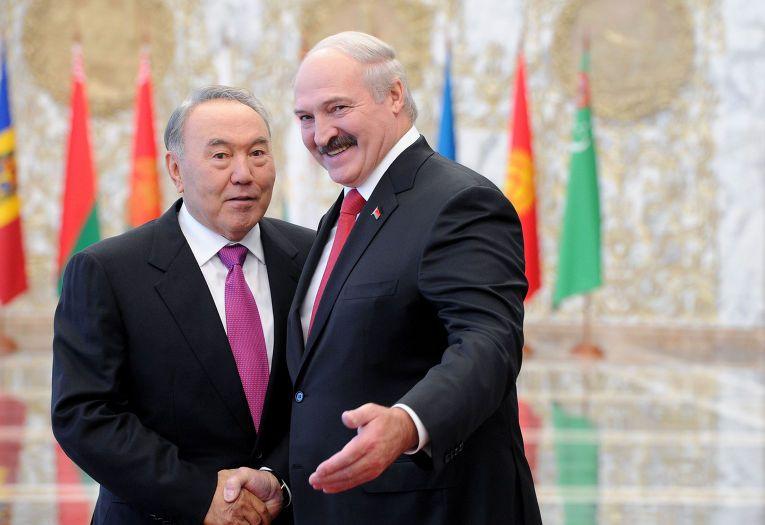 Нурсултан Назарбаев посетит Беларусь- Kapital.kz