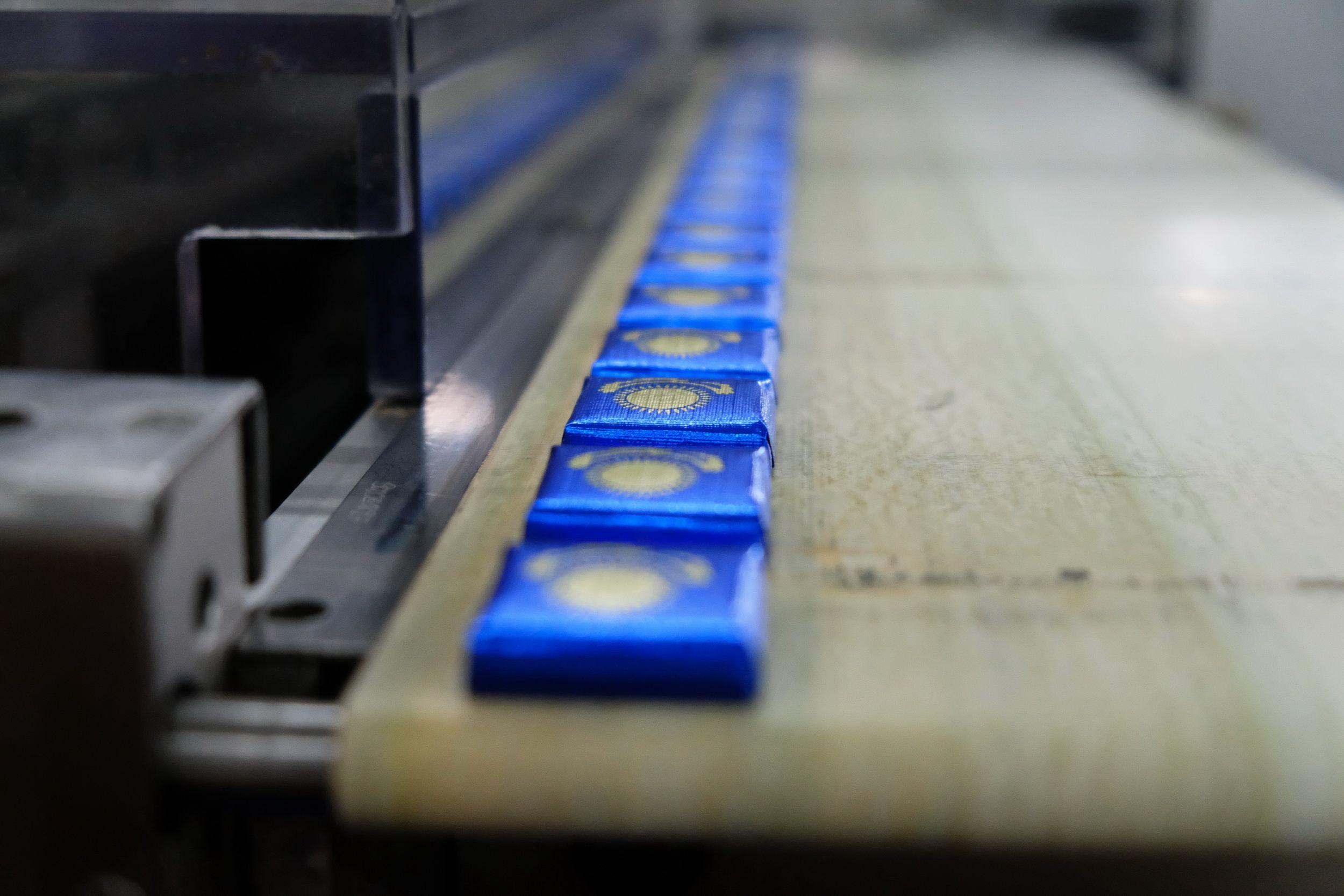 Новая линия позволит компании «Рахат» увеличить выпуск продукции- Kapital.kz