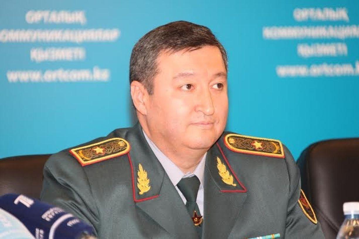 От должности замминистра обороны освобожден Муслим Алтынбаев- Kapital.kz