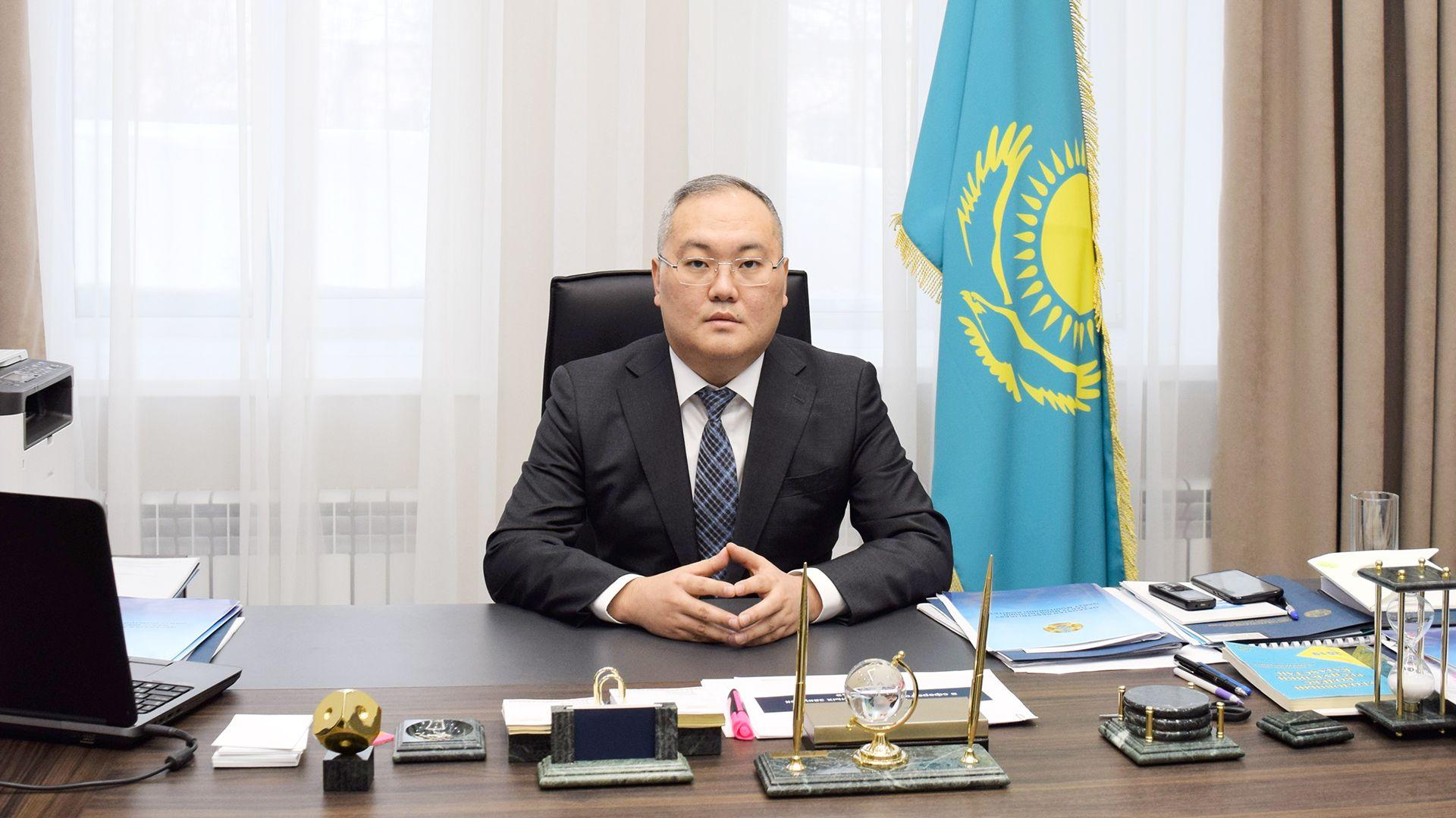 Элиманов Жанат Калдыбекович
