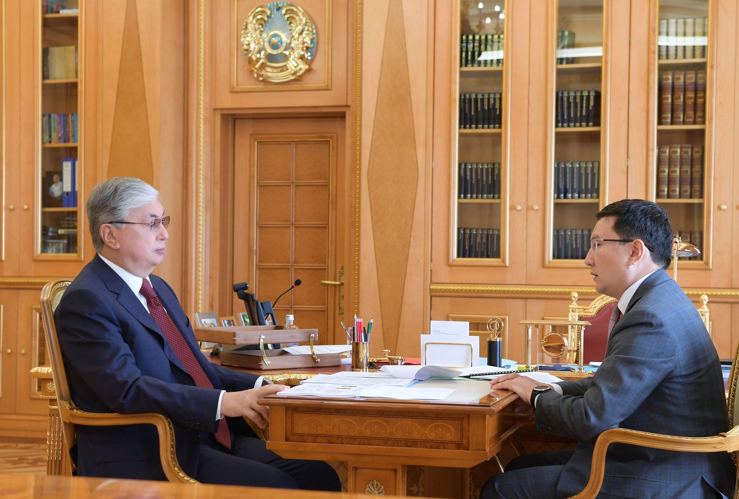 Президент поручил активизировать работу «Байтерека» по развитию МСБ- Kapital.kz