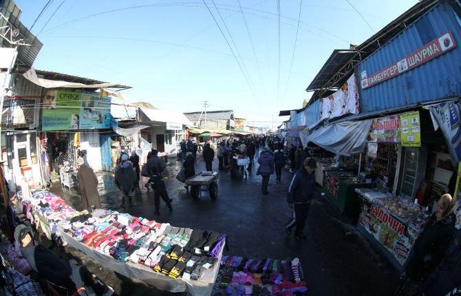 На рынках Алматы работают 200 тыс китайцев- Kapital.kz