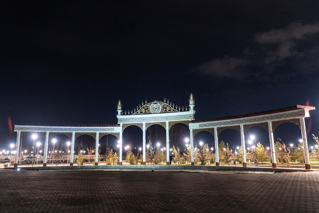 Новый парк открыли в Нур-Султане - Kapital.kz