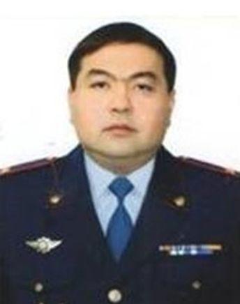 Кобландин Калижан  Женисбекулы