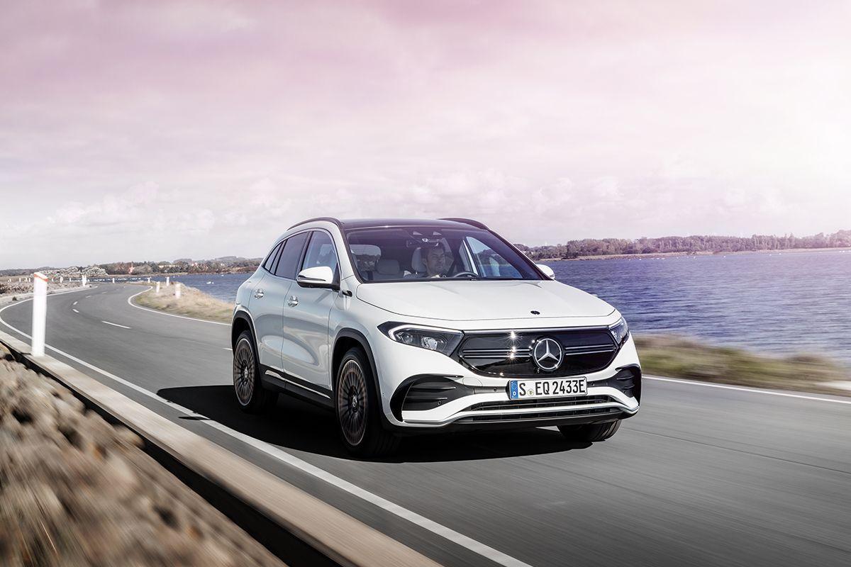 Итоги продаж в РК, Mercedes EQA и BMW M5 CS- Kapital.kz