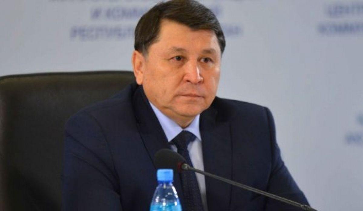 Жандарбек Бекшин: Мы приняли специальные меры по локализации заражения- Kapital.kz