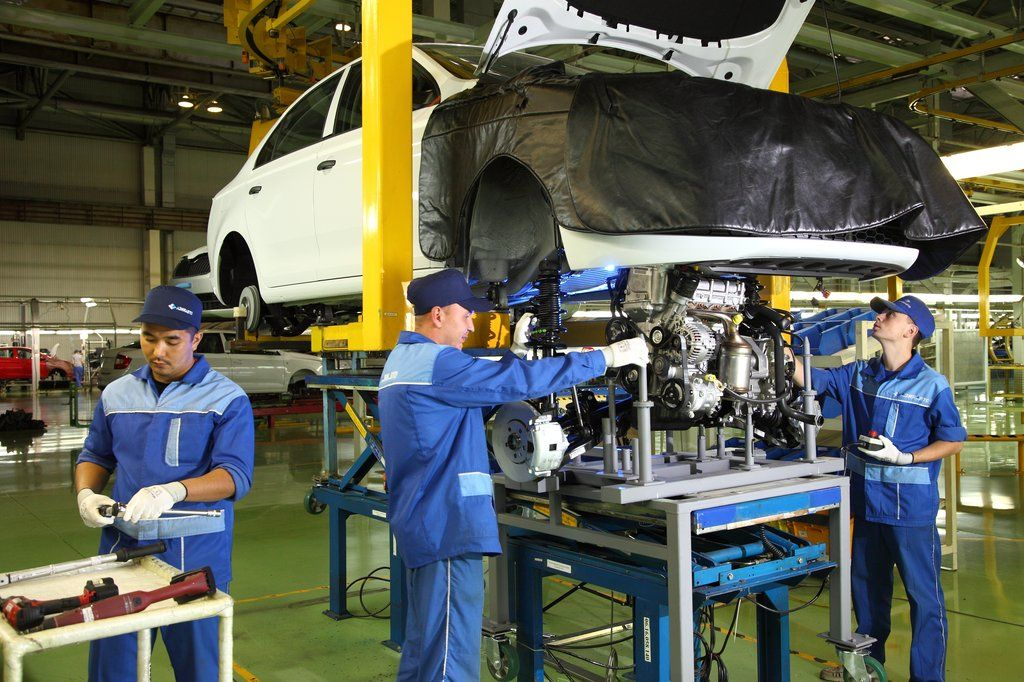 Казахстанские авто внесут в единую базу данных ЕАЭС- Kapital.kz