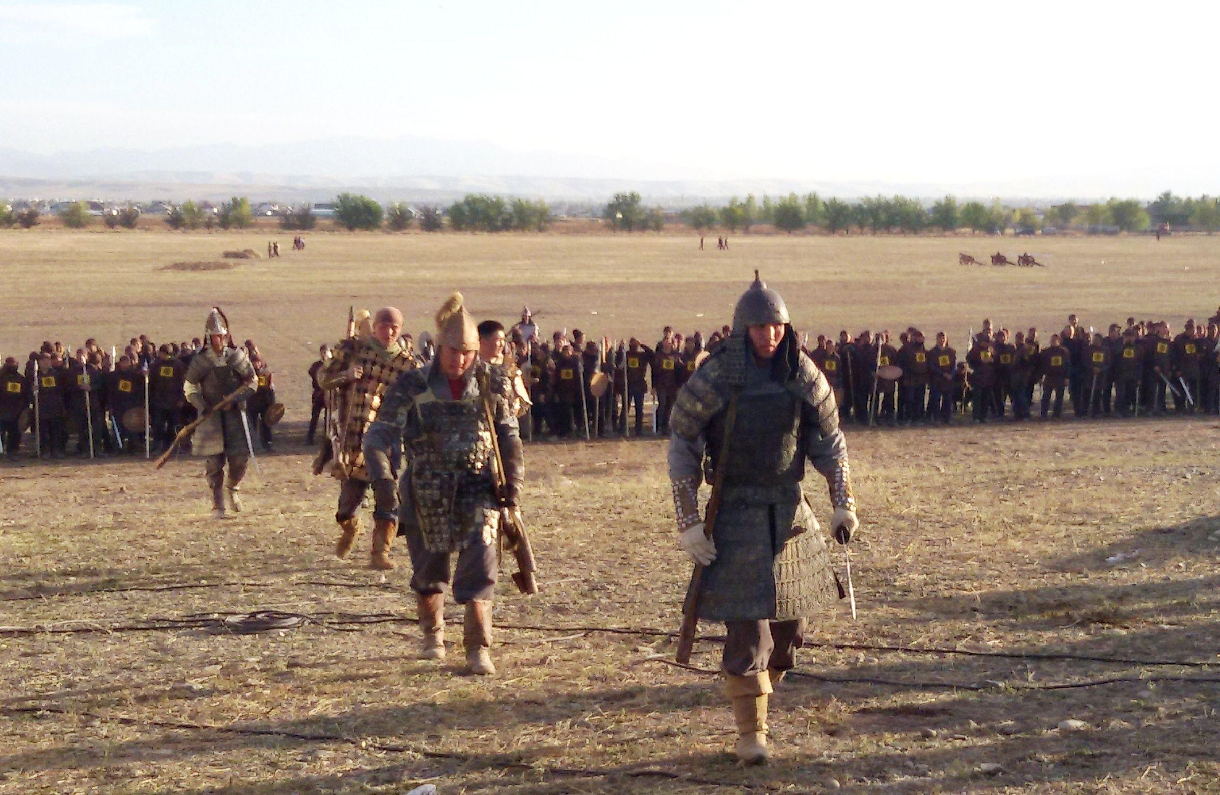 В Талдыкоргане состоялась историческая реконструкция Орбулакской битвы- Kapital.kz