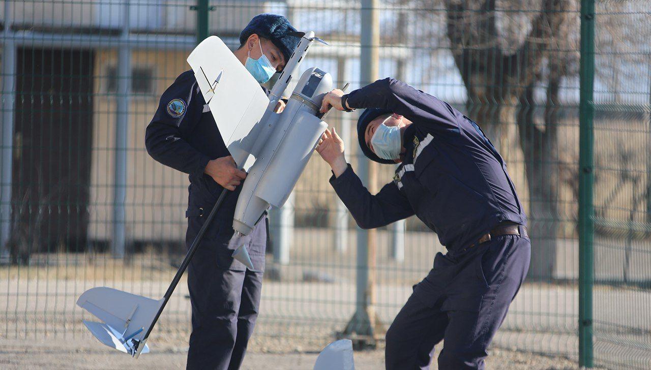 В Таразе проходят сборы операторов беспилотников 618934 - Kapital.kz