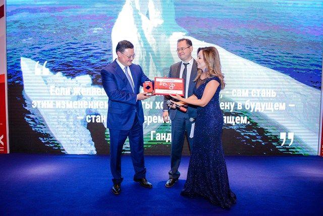 ForteBank признан «Трансформатором года 2017»- Kapital.kz