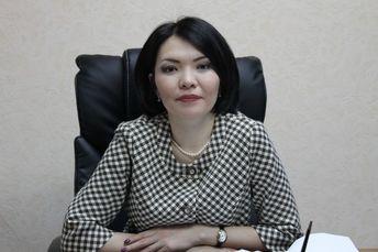 Байгенжина Алия Курмановна