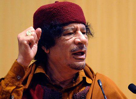 ЮАР вернет Ливии золото Каддафи- Kapital.kz